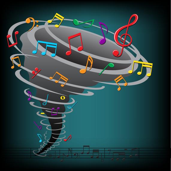 Color Music Key Symbols 04 Vector Vector Download