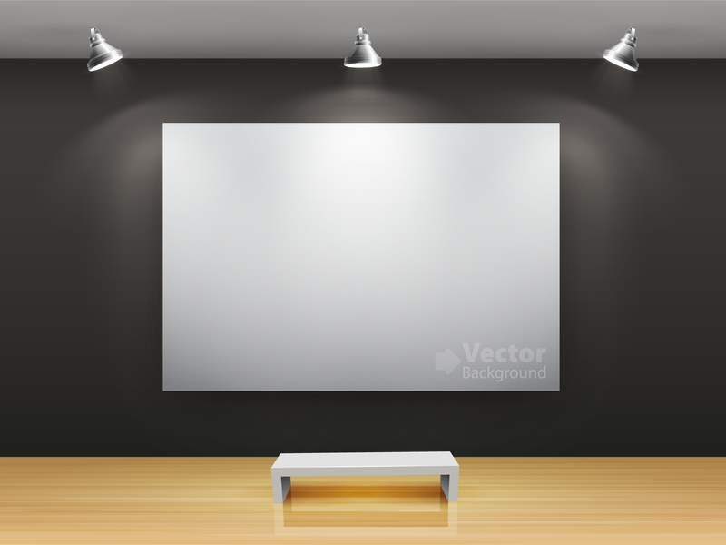 gallery of publicity box 04 vector vector download