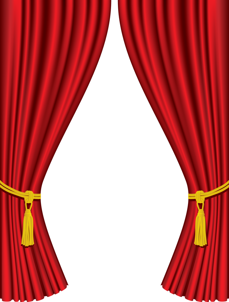 Blue stage curtains blue stage curtain vector free vector in - 5 Practical Curtain Vector
