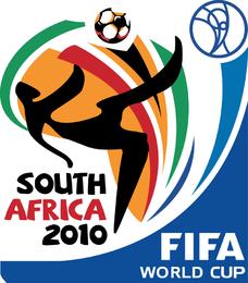 Copa Mundial de la FIFA 2010 Sudáfrica Vector Logo