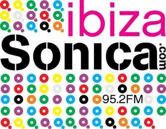 Rádio de Ibiza Sonica Camiseta