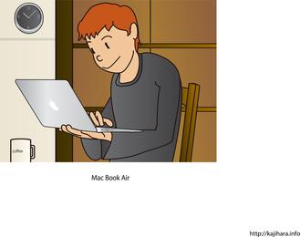 Mac Book Air