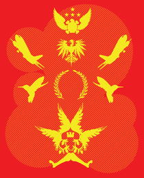 Cool Wings Heraldry