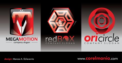 Red Logo Vector Descargar