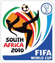 Copa Mundial de Sudáfrica Vector Logo