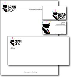 Brainpop Id Template Package