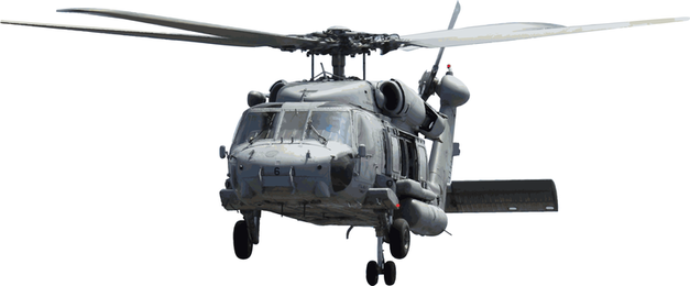 Vetor de helicóptero