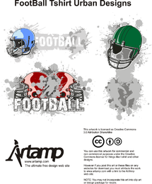 Camiseta de fútbol Urban Designs