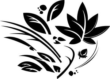 Leafypod Silhouette