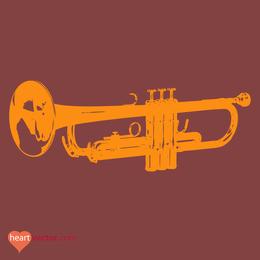 Trumpet Vector