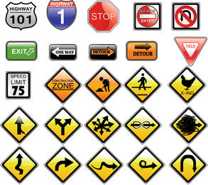 Road Signs 3