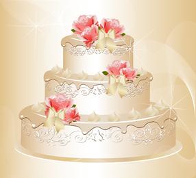 El encanto de la novia Wedding Elements 03 Vector