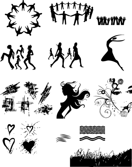 Chaos Seven Miscellaneous Eight Of The Trend Vector Element