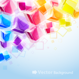 Dynamic Brilliant 3d Stereo Effects Figure 02 Vector