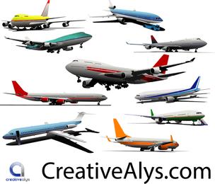 Realistic Vector Planes 2