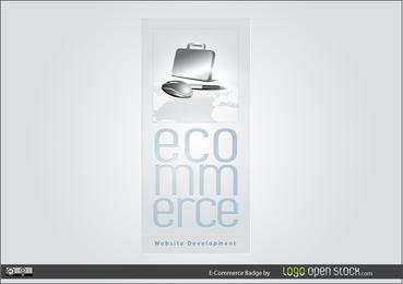 Insignia de Comercio Electrónico