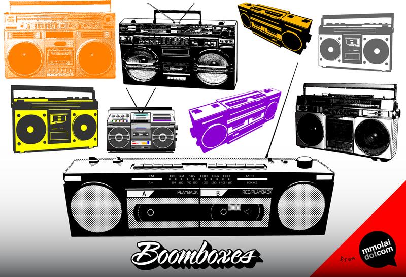 Boombox Bundle