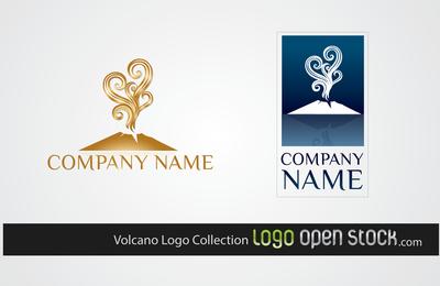 Volcano Logo Collection