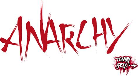 Anarquía - Diseño Tommy Brix