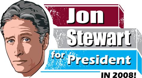Jon Stewart For President