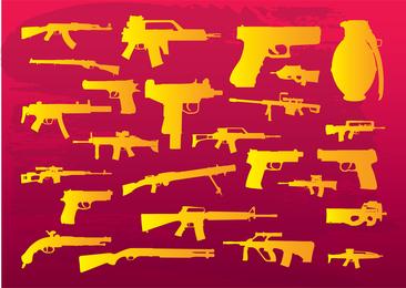 Armas Clip Art