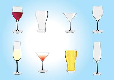 Bebidas ilustraciones