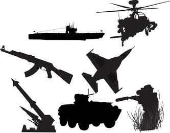 Militärische Vektoren