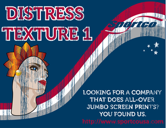 Distress Texture Vector