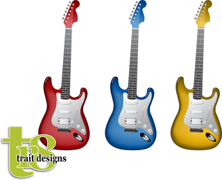 Tr8 Vector Guitars