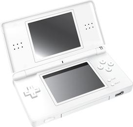 Nintendo Ds Lite Vector