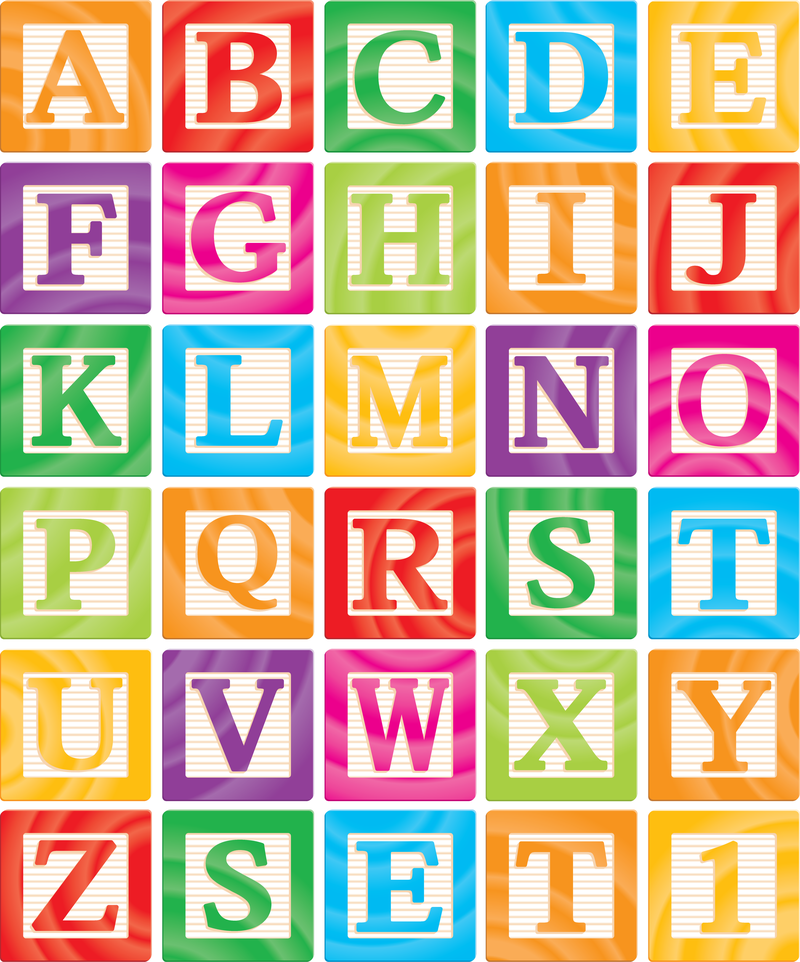 Creative Letters the creative letters designed 11 vector - vector download