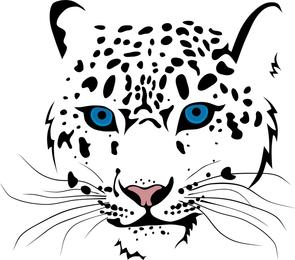 Vetor de imagem 13 de tigre