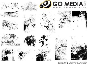 Go Media Produced Vector Texture