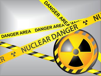 Warnzeichen und Warnzeilen Vektor