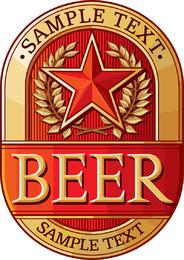 Cerveja assina vetor 4