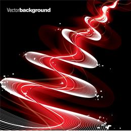 Dynamic Flow Gorgeous Line 05 Vector