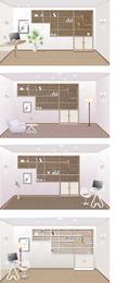 Indoor Home Furnishings Vector 2