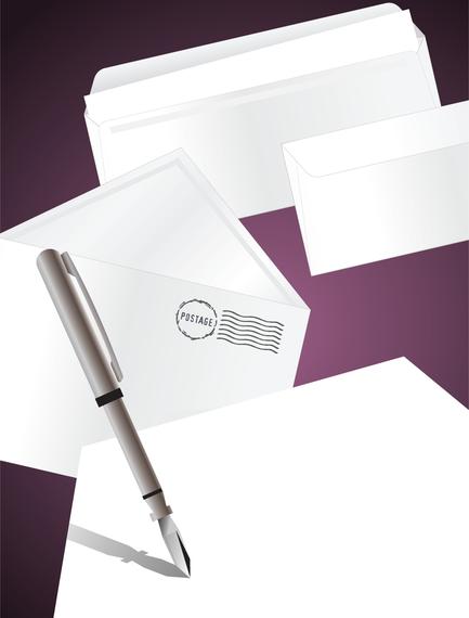 Envelope 02 Vector