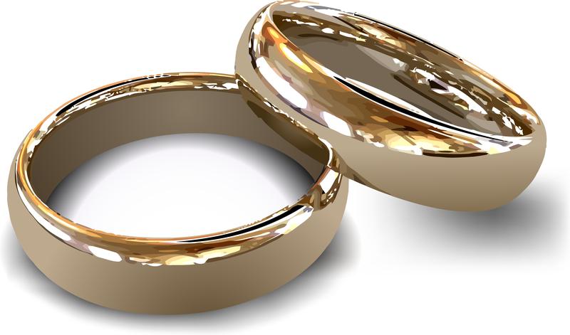 Wedding Ring Vector 2 Vector download