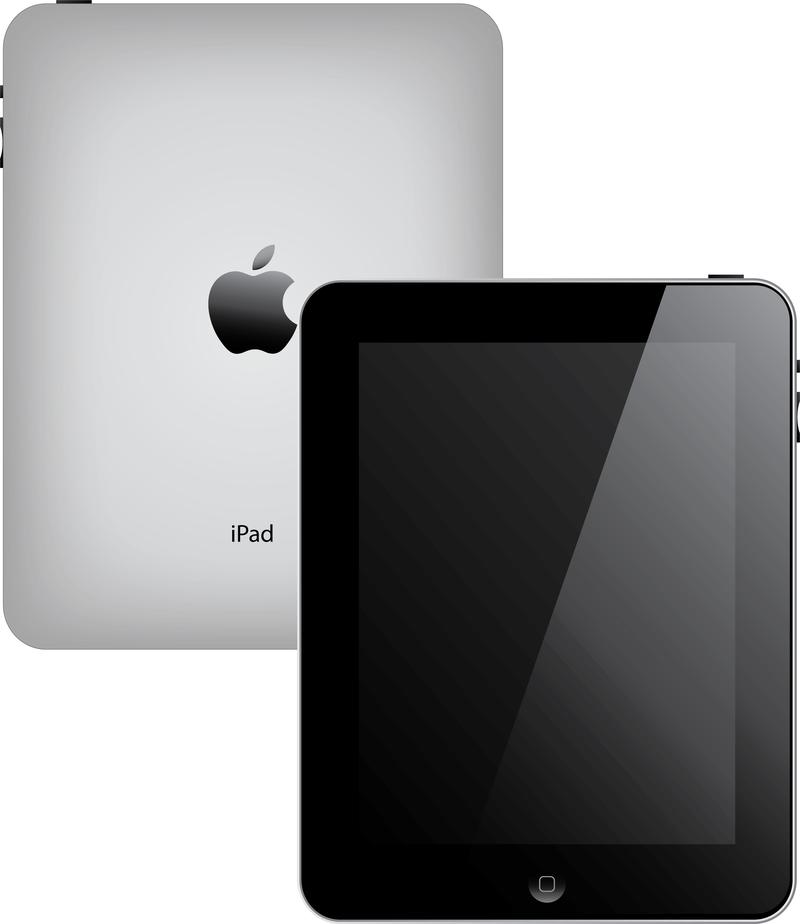 Ipad Vector - Vector download
