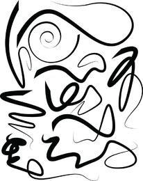 Random Swirl Vectors