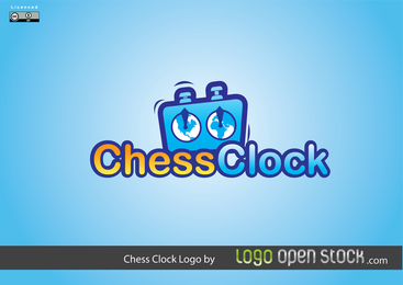 Logotipo do Relógio de Xadrez