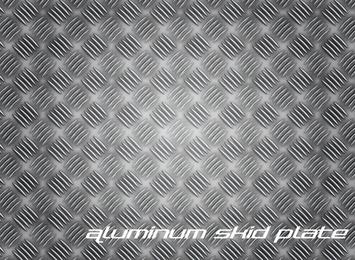Aluminum Skid Plate