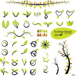 Ecologia deixa símbolos