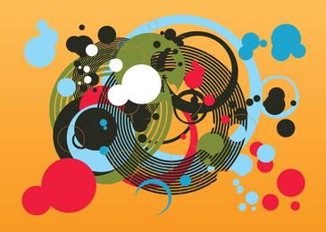 Kreise-Vektorgrafiken