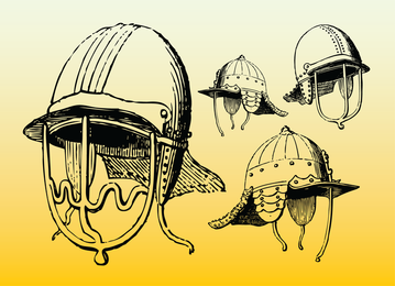 Antike Helme