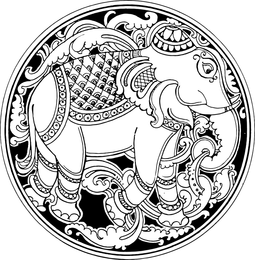Elefante marroquino
