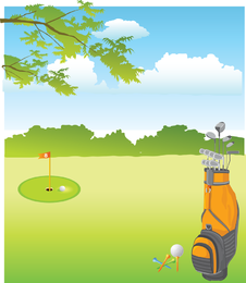 Vector Golf
