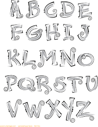 Cartas de pescado