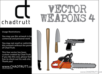 Vector Weapons 4 2